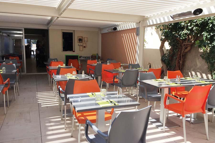 le jardin d aurelie restaurant terrasse centre de marseille la timone